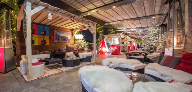Swiss winter lounge  Locali eventi e serate a Milano