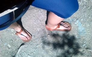 LightRun Sandals 5dedos huaraches montaña
