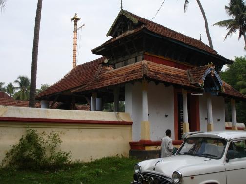 Chennathrikkovil Temple