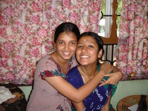 Vidya and Keerthi