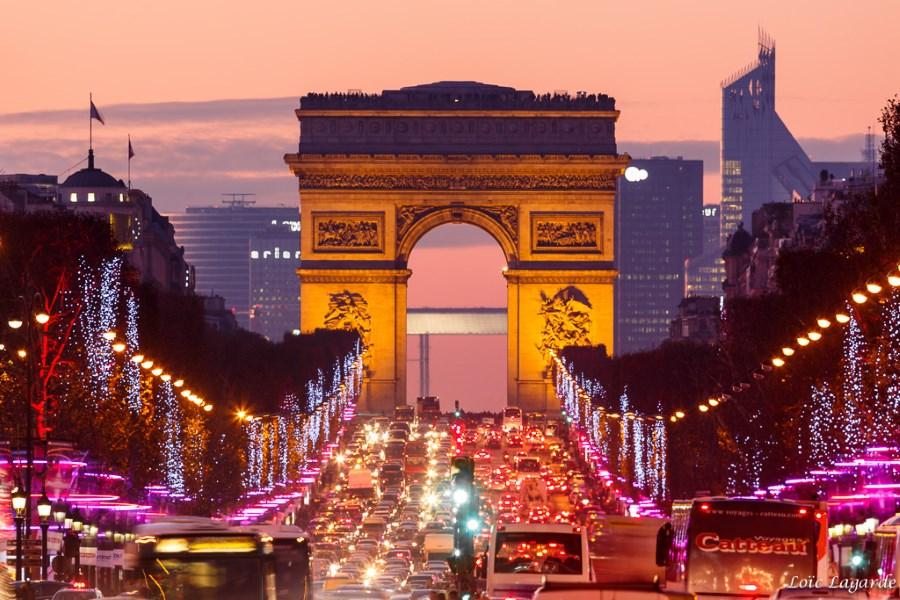 Con immagini di parigi e scritto in francese; Guida Al Natale 2019 A Parigi Cose Da Fare Vivi Parigi