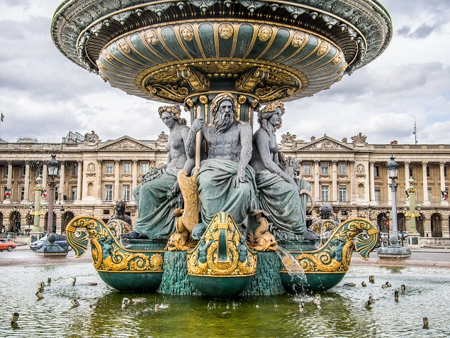 Scopri le pi belle Fontane di Parigi  VIVI PARIGI