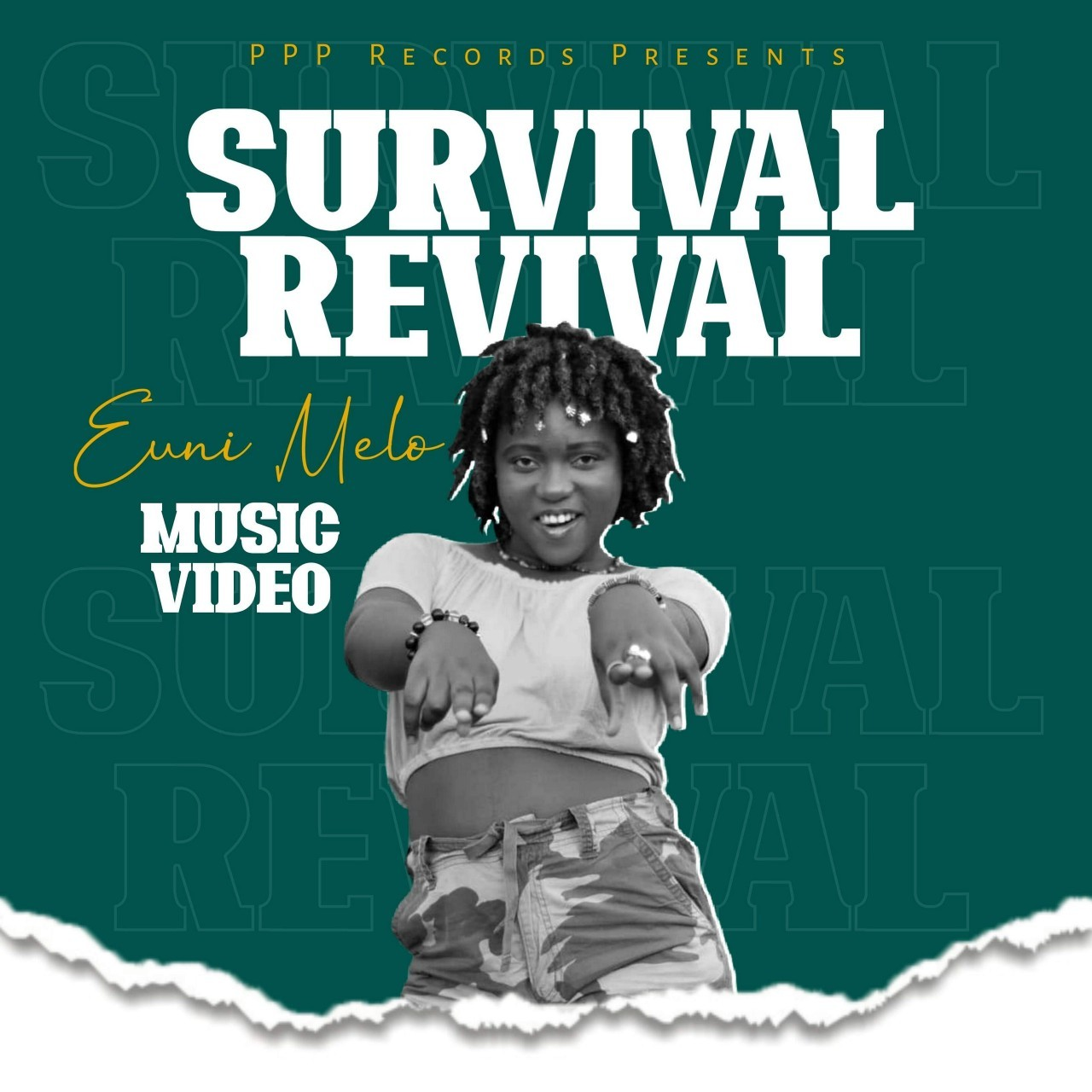Euni Melo — Survival Revival (Official Video) Dir. By Golden Wabbit