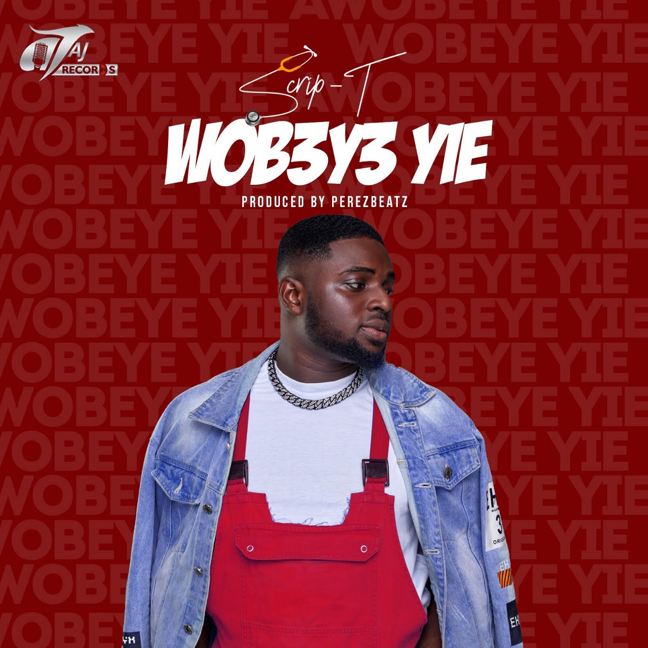 Scrip T — Wobeye Yie [Official Video] Dir. By Yaw Freeman
