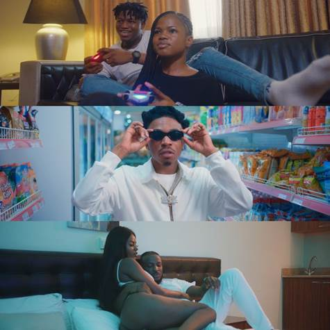 T-Classic – Where You Dey ft. Peruzzi &Mayorkun (Official Video)
