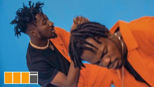 Amerado – Twa So ft Fameye (Official Video)