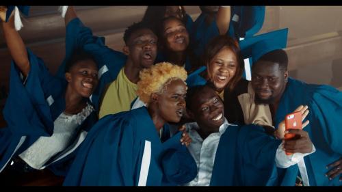 Dopenation ft Kofi Kinaata – Thank God (Official Video)