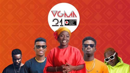 VGMA 21: Check Out The First List Of Winners