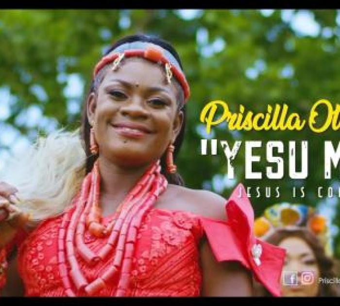 Priscilla Otumfuo – Yesu Mba (Jesus Is Coming) Official Video