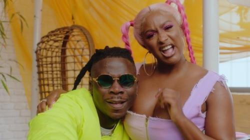 Cuppy – Karma Ft. Stonebwoy (Official Video)