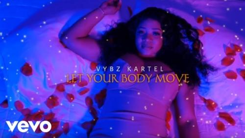 Vybz Kartel – Let Your Body Move (Official Video)