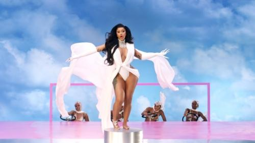 Cardi B – Up (Official Video)
