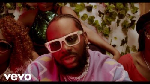 Adekunle Gold, Patoranking – Pretty Girl (Official Video)