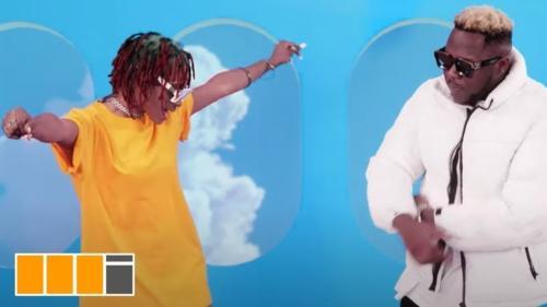 Kiki Marley – Gym ft. Medikal (Official Video)