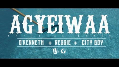 O'KENNETH – AGYEIWAA feat. REGGIE & CITY BOY (Official Video)