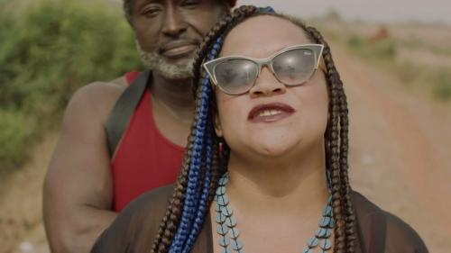 Reggie Rockstone – Medicine feat. Sena Dagadu (Official Video)
