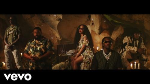 DJ Khaled – WE GOING CRAZY ft. H.E.R., Migos (Official Video)