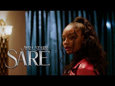 Ayra Starr – Sare (Official Video)