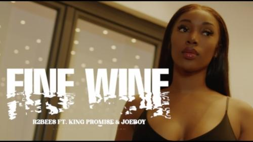 R2Bees – Fine Wine feat. King Promise & Joeboy (Official Video)