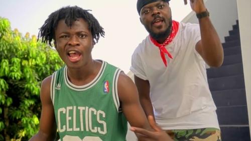 Cabum – Tuky3 feat. Jay Bahd, O'kenneth, Reggie, Bra Benk (Official Video)