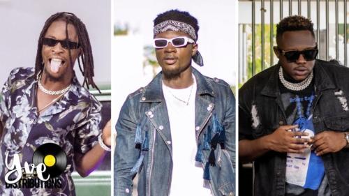 Kweku Darlington – AKETESIA feat. Laycon & Medikal (Official Video)