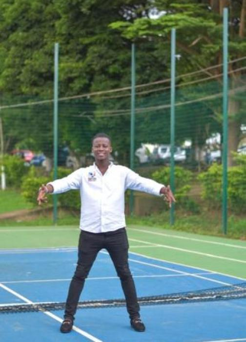 Amakye Dede's Official Blogger BoatengAmeyaw1 Completes His First Degree