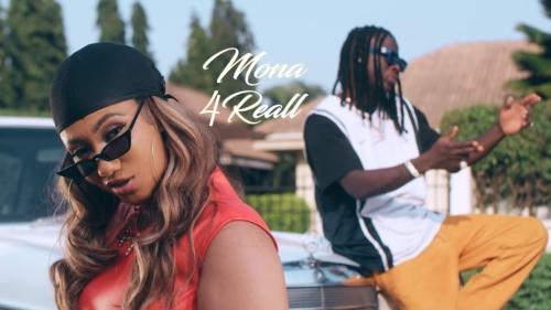 Mona 4Reall ft Stonebwoy – Hit (Official Video)