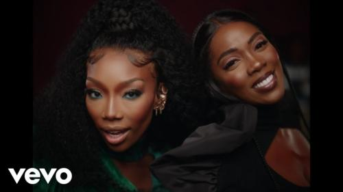 Tiwa Savage – Somebody's Son ft. Brandy (Official Video)