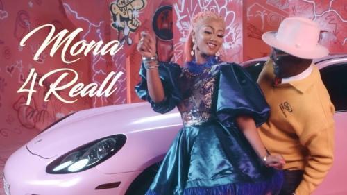 Mona 4Reall ft Medikal – Zaddy's Girl (Official Video)