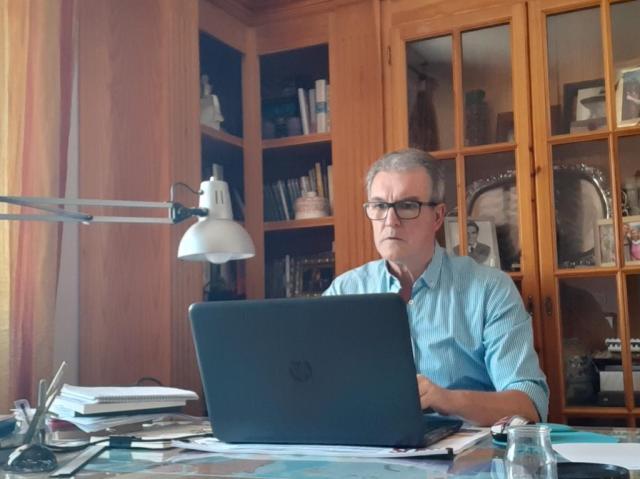 Entrevista a Don José Caros Arias Quevedo