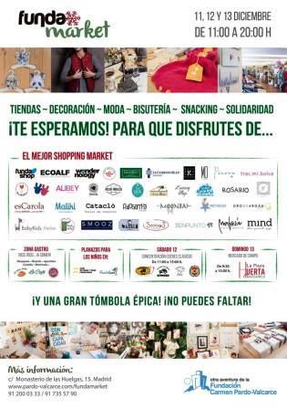 Rundación Carmen Pardo-Valcarce. Fundamarket
