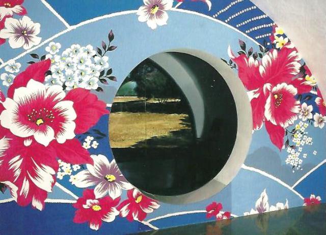 Michael Lin. Garden Passage/ Jardín pasadizo. Fundación NMAC