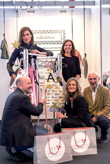NmasV se une a la Fundación Pequeño Deseo y al espacio solidario ArcoKids de la Feria Internacional de Arte Contemporáneo de Madrid