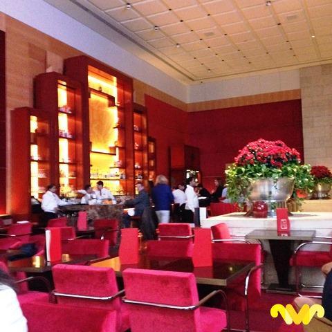 Nueva York. TY Bar. Hotel Four Seasons