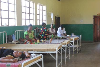 Hospital Santa Theresa de Kabanda (República Democrática del Congo)