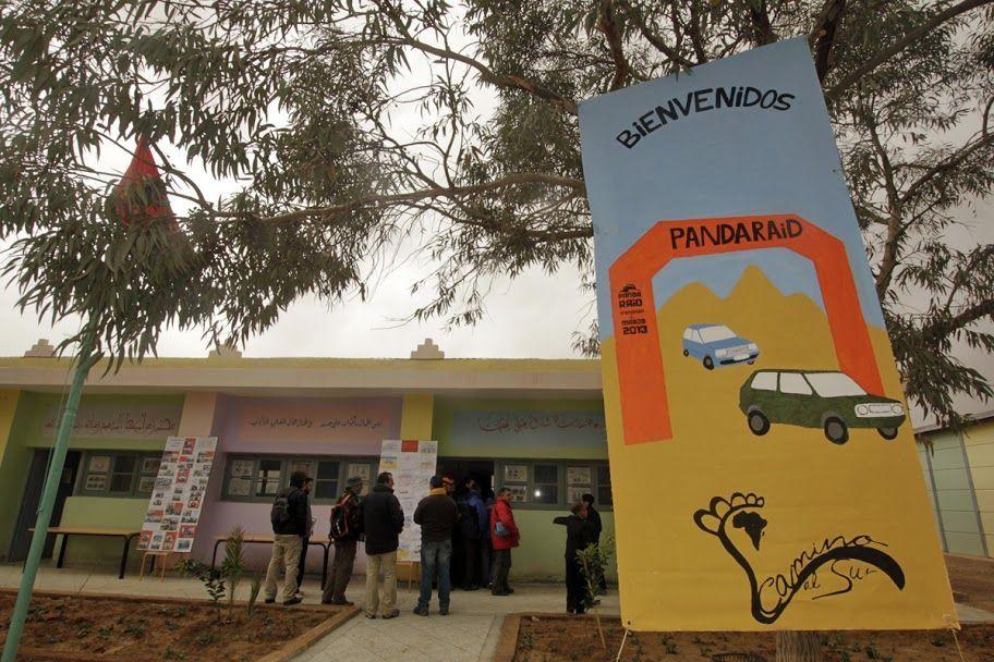 Panda Raid colabora con la Asociación Camino al Sur
