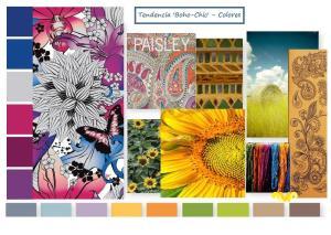 Eliel Boutique. Tendencia Boho Chic Colores