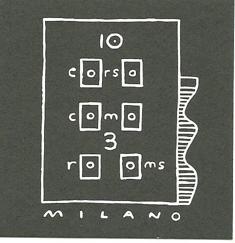 Hotel 3Rooms. Milan