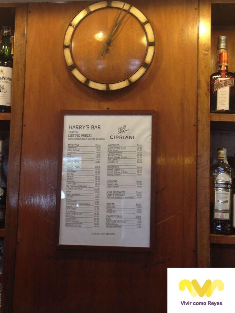 Carta, Harrys Bar
