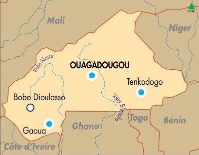 GAOUA, BURKINA FASO