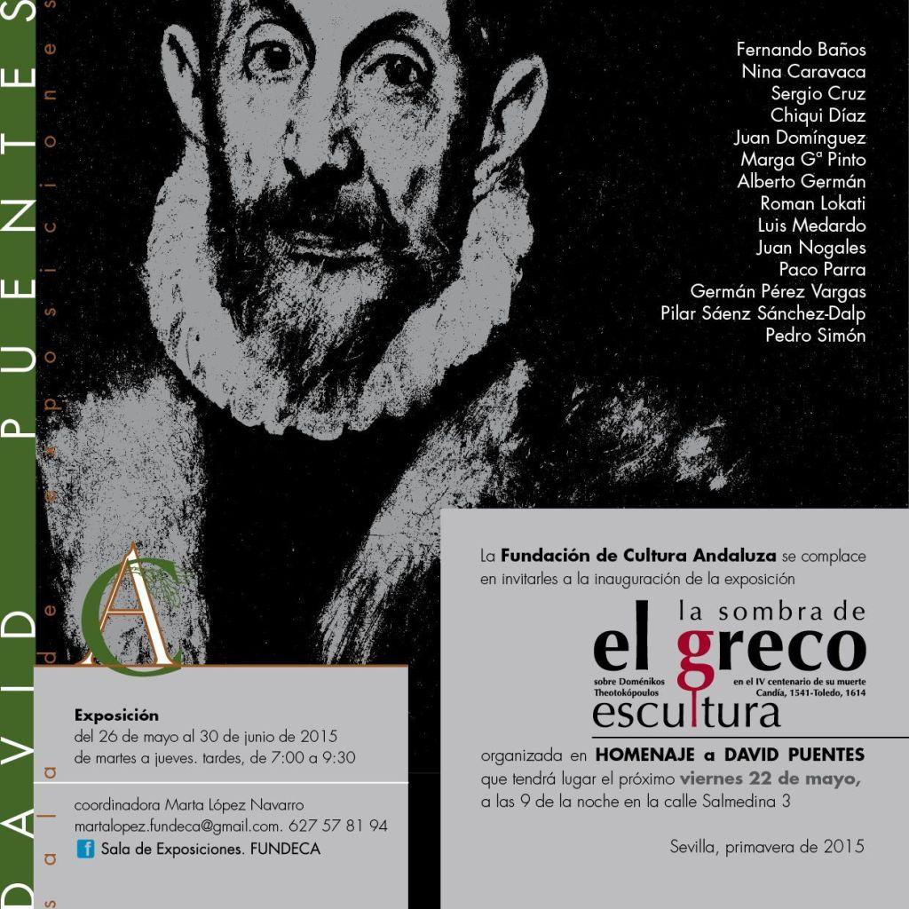 Fundación De Cultura Andaluza. Exposición: La Sombra de El Greco