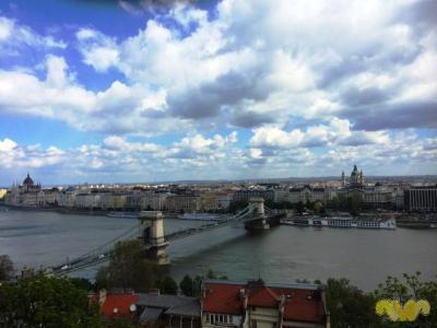 Budapest-Bastion De Los Pescadores