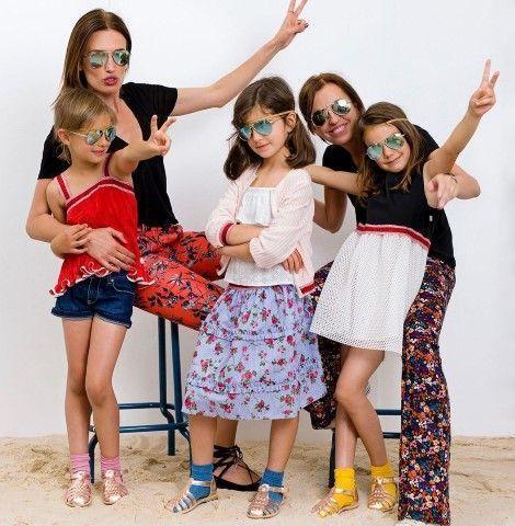 N+V Moda Infantil Verano 2018