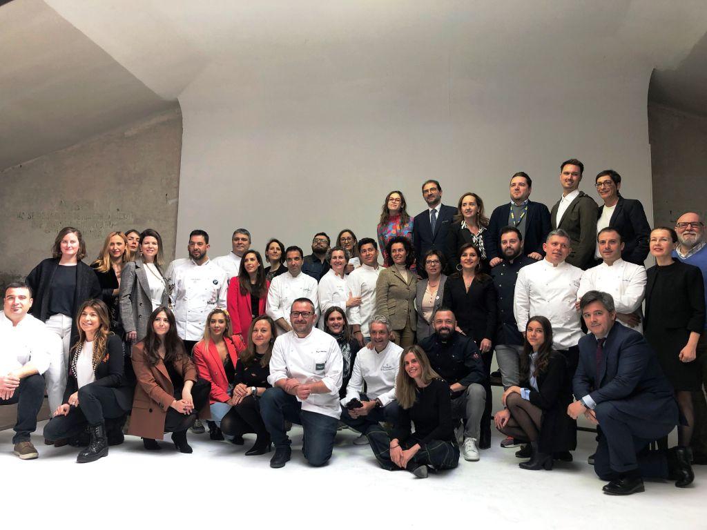Participantes de la Soul Food Nights 2019