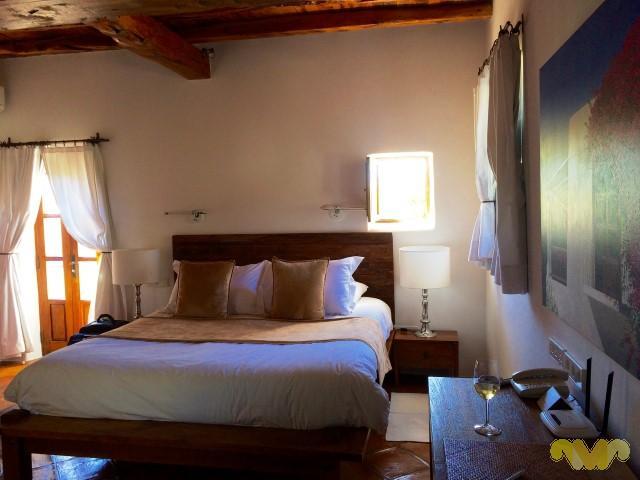 Habitación. Atzaró Agroturismo. Ibiza