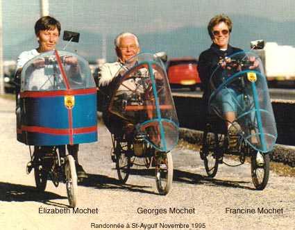 Georges Mochet en 1995