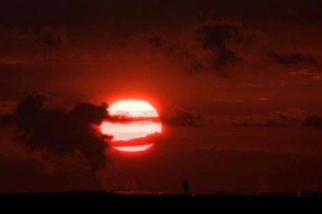 Yo, veo el eclipse solar como un evento mágico.