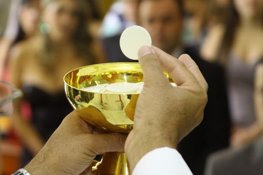 Resultado de imagen de eucaristía