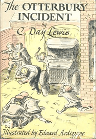 Portada del libro The Otterbury Incident de  Cecil Day-Lewis