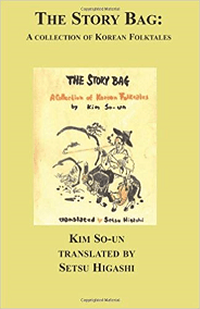 Portada del libro The story bag de Kim So-Un